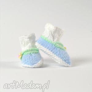 Buciki balerinki Little Blue, buciki, skarpetki, balerinki, niemowlę, dziecko