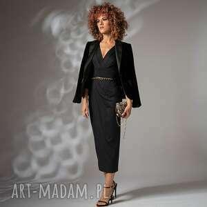 star black night - koktajlowa sukienka, elegancka, koktajlowa, ponadczasowa