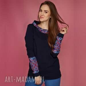 KALEJDOSKOP bawełniana bluza z kapturem, bluza, kaptur, print, bawełna