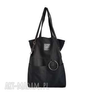 Duża torba na zamek, metamorfoza , duża-torba, torba-unisex, na-zamek, minimalizm