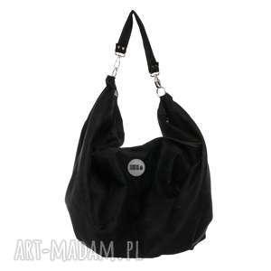 duża torba oversize voor #czarny, duża, pojemna, wytrzymała, modna, na zakupy