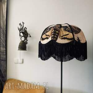 lampa insect art deco