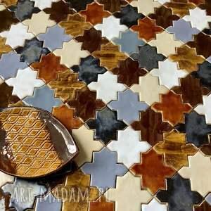 ręcznie wykonane ceramika kafle ceramiczne podróż do maroka