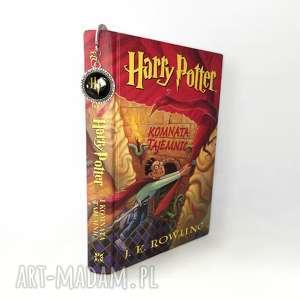 hand-made zakładki zakładka do książki harry potter