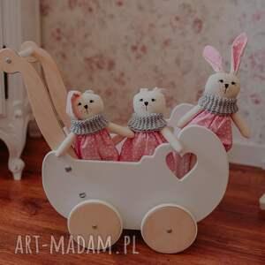 maskotki maskotka króliczek malina 35 cm, króliczek, maskotka, przytulanka