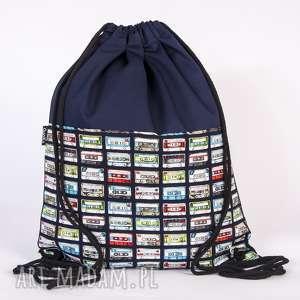 Gawka torba, plecak, worek, kasety