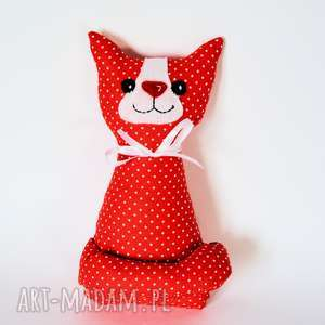 kotek miau - 25 cm rez p aneta, kot, kicia, miłość, walentynki, gwiazdka