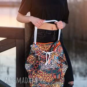 torba wodoodporna na plażę, zakupy, torebka ramię kenia, kolorowa