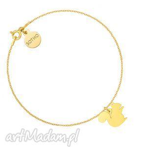 złota bransoletka z wiewiórką, bransoletka, wiewiórka, złota, animals, łancuszkowa