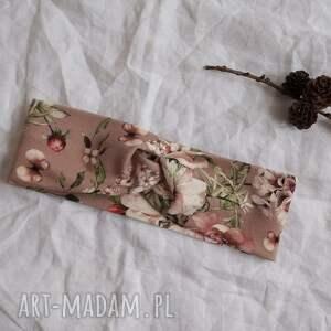 ręcznie robione opaski opaska na włosy pin-up