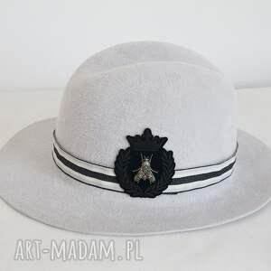 szara fedora, kapelusz, szary, święta