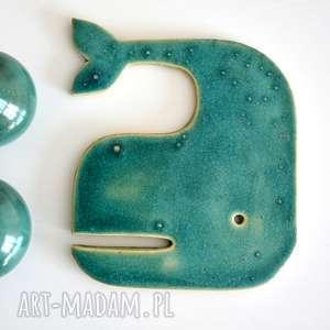 Wieloryb ceramika, ryba, wieloryb, morze, ceramiczny