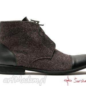 d4b100db74941 Rękodzieło buty Maćkowe - ,góralskie,folk,męskie,ludowe,sukno ...