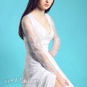 Nowa Kolekcja - Ti Amo, koronkowa, romantyczna, sukienka, slubna, francuska, koronka