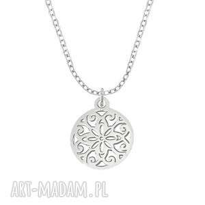 celebrate - circle necklace, kółko, cleberytka naszyjniki