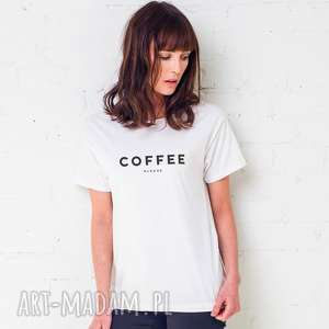 COFFEE PLEASE T-shirt Oversize, oversize