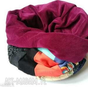 kominy komin kolorowy ciepły patchworkowy boho etno zwariowany handmade-box 44