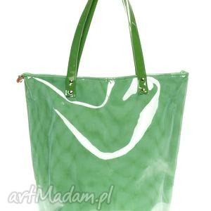 Mana Neon Green Tulle, torba, bag, tiul, tiolowa, foliowa