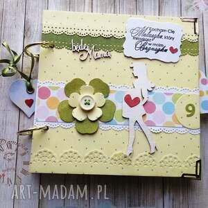 Prezent Pamiętnik ciążowy/będę mamą, mama, dziecko, ciąża, narodziny, pamiętnik,