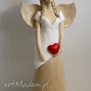 anioł z sercem, anioł, aniołek, anielica, wyjątkowe prezenty
