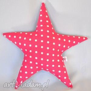 handmade pokoik dziecka poduszka gwiazdka
