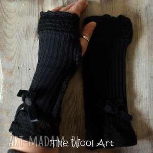 mitenki - zamówienie p.monika rękawiczki, prezent