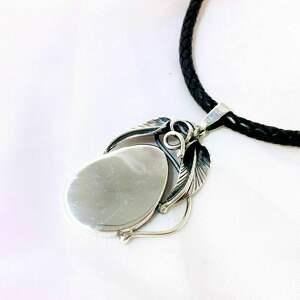 Unikatowy srebrny wisior srebro 925 handmade wisiorki mychoice