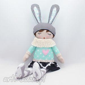 maskotki lala przytulanka dalla śpioszka, 46 cm , lala, lalka, przytulanka, maskotka