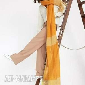 ręczne wykonanie szaliki szal reims