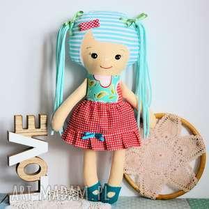 cukierkowa lalka bianka 45 cm, lalka, dziewczynka, urodziny, bezpieczna