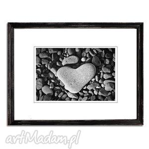 Hardened, fotografia autorska, fotografia, kamienie, serce