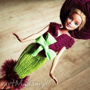 komplecik dla barbie - ubrankolalki, komplecikbarbie, spódnicabarbie