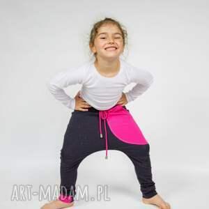 spodnie dziecięce nana rozmiary od 74 - 128 cm, spodnie, dresowe, wygodne, dance
