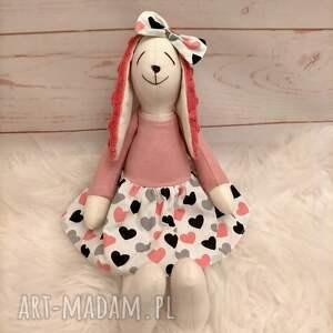 maskotki króliczek tilda przytulanka, króliczek, prezent