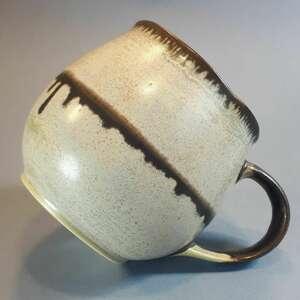 kubek niezłe ziółko, zioła, herbata, ceramika bolesławiec