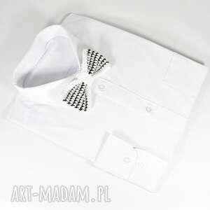 oryginalny prezent, 3 muszka, mucha - knit, akcesoria, moda