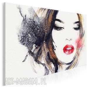 obrazy obraz na płótnie - kobieta glamour - 120x80 cm (21501)