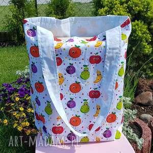 torba na zakupy bawełniana ecotorba, torba, zakupy, shooperka, prezent