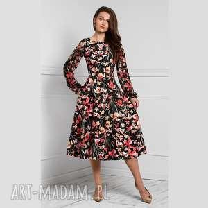 sukienki sukienka aniela total midi larisa