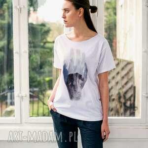 HAND BEAR T-shirt Oversize, oversize