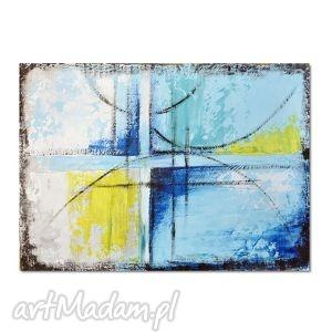 Abstrakcja BY, nowoczesny obraz do salonu, abstrakcja, nowoczesny, obraz, do, salonu