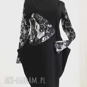 handmade sukienki taissa-sukienka niepozorna