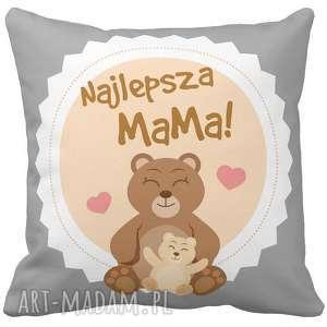 handmade poduszki poduszka dekoracyjna na prezent kochana mama dzień matki mamy 6780