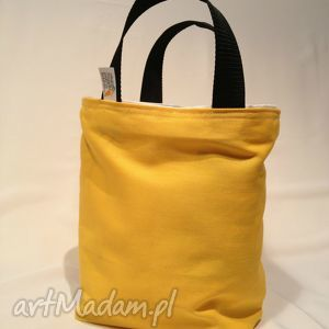 oryginalny prezent, lunchbag by wkml lemon tree, lunch, śniadanie, ekotorba