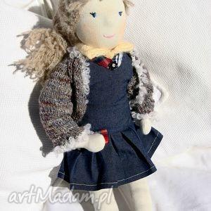 tulilalki lalka waldorfska dorotka z ubrankami, lalka, waldorfska, szmaciana
