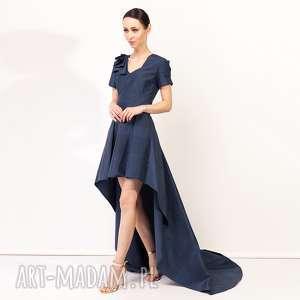Sukienka Liling, jedwabna