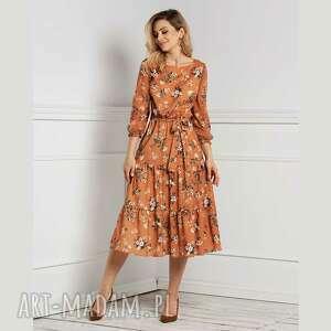 Sukienka freya ii total midi jaśmina sukienki livia clue midi