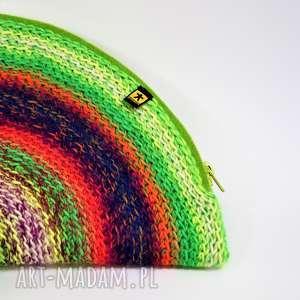 handmade wiosenna torebka pierożek:)