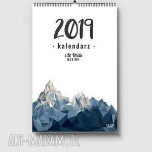 Kalendarz life fetish design kalendarz, rok, 2019, kalendarze