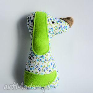 Piesek Szczekuś - 18 cm Kasia, piesek, szczekuś, dziewczynka, maskotka, przytulanka